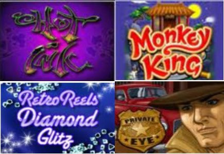 Four New Games for Microgaming in New Year