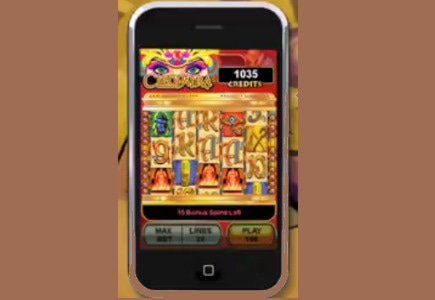 Another Game for iPhone from IGT and MGM