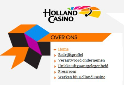 Holland Casino Up for Sale?