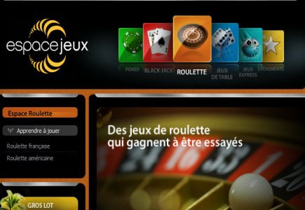 Loto Quebec: Espacejeux.com Journalist's Target