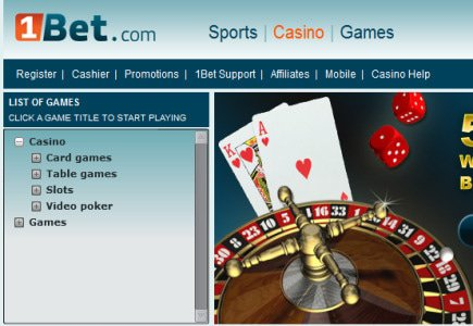 New Online Casino from CTXM
