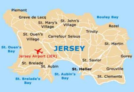 Channel Island of Jersey New Licensing Jurisdiction