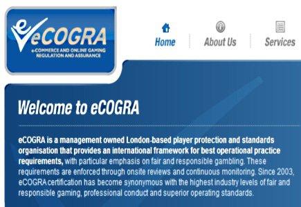 Ownership Change in eCOGRA