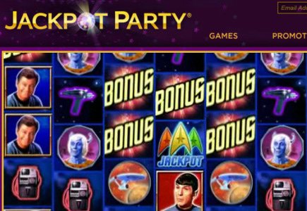 Another Episode of Star Trek Slot Released