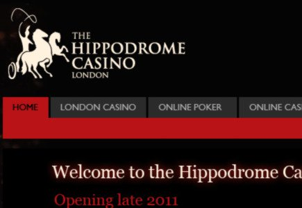 Hippodrome Casino Reopening Scheduled for Late 2011