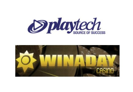 New Playtech and WinADay Releases