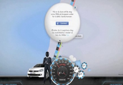 Marketing Campaign with Auto-Roulette Theme