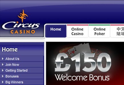 Update: Circus Casino Explains Sudden Exclusions