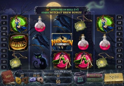 New Playtech Game Arrives in Time for Halloween