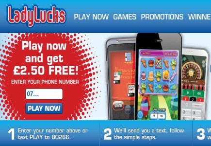 Lady Luck's Launches New Mobile Slot