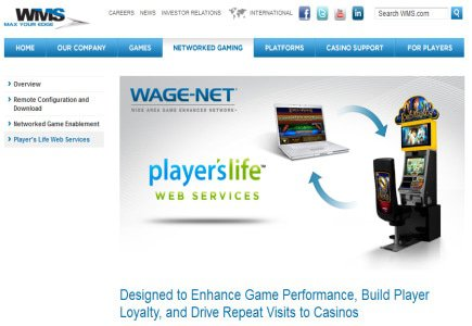 WMS in Social Gaming Drive