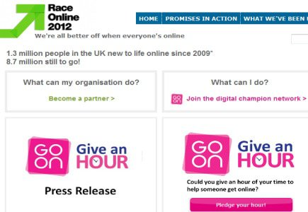 Industry Highly Supportive of Race Online 2012 Initiative