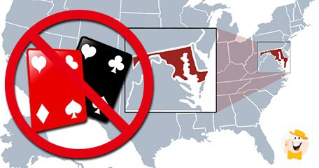 Maryland Not Supportive of Regulated Online Poker