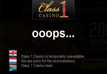 Class 1 Casino Down?