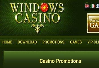 Main windows casino