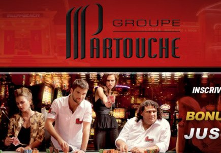 Partouche Launches the First Online Casino in Belgian Online Gambling Market