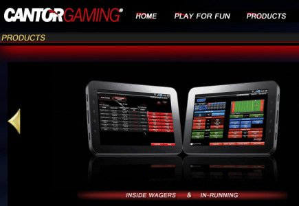 New Clash Between Cantor Gaming and Its Former Executive