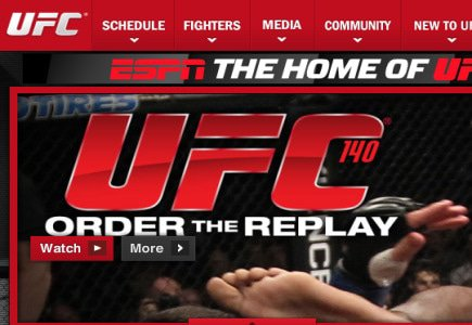Intriguing Slot Theme Agreed by UFC and Endemol
