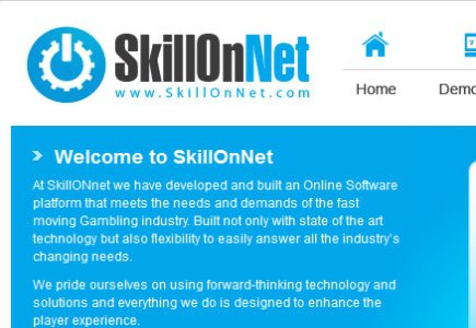 Danish License for SkillOnNet