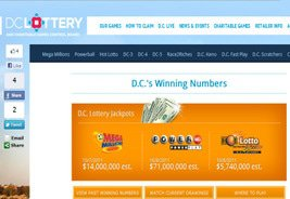 Washington DC Lottery Reports: Ready for Internet Gambling