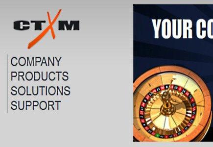 Mobile Portfolio Enlarged at CTXM