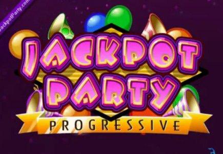 New Big Win at Jackpot Party!