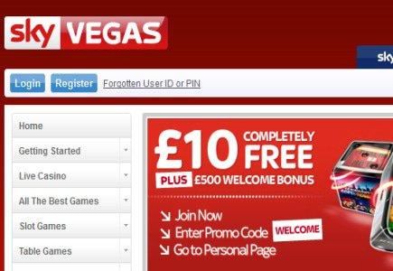 Problems at Sky Vegas