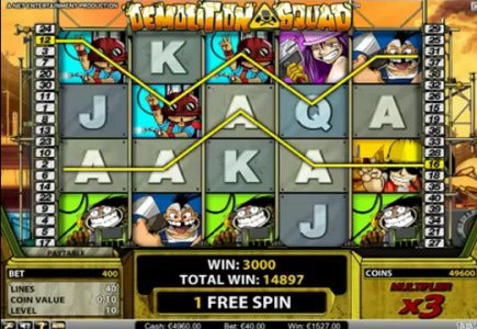 New Online Slot by NetEnt Arrives in April