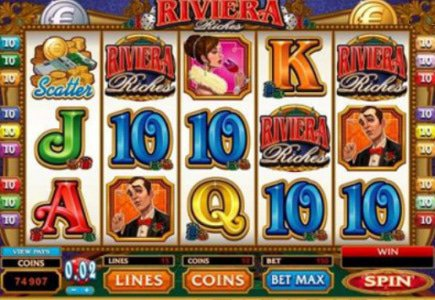 Golden Riviera Casino Pays Big!