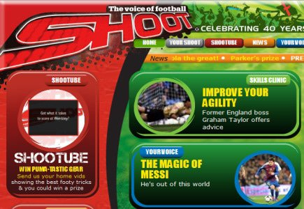 Shoot Game by Microgaming