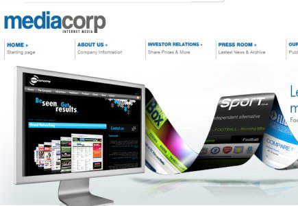 Interim CEO Appointed by Media Corp
