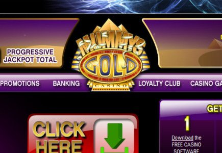 Mummy's Gold Casino Pays Big!