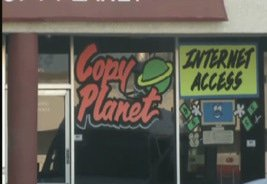 Copy Store as a Cover for Online Gambling Operation