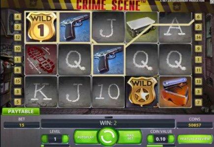 New NetEnt Slot Features Crime Theme