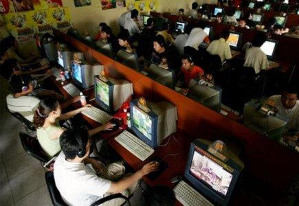 Internet Café Raided in Ohio