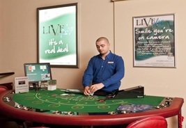 VueTec Introduces Live Dealer Casino Action From The Isle of Man
