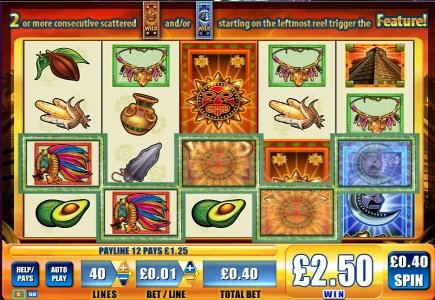 New WMS Slot Features Mayan Theme
