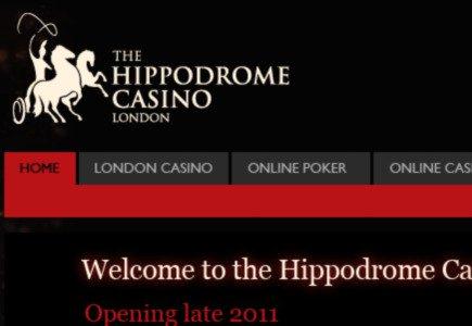 Update: Hippodrome Casino Not Live Yet
