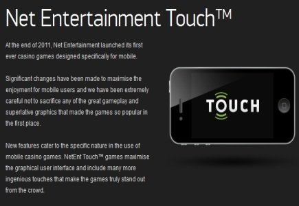 Two New Mobile Games by Net Entertainment