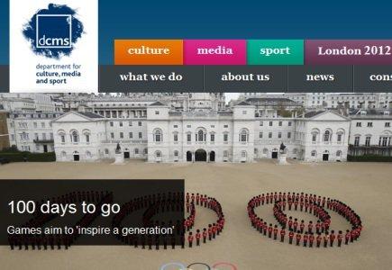 Closing of the U.K. Gambling Ministry?