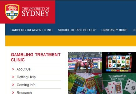 Another Aussie Study on Gambling and Addiction
