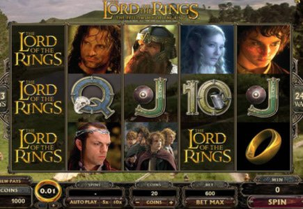 LOTR Slot Going Down?