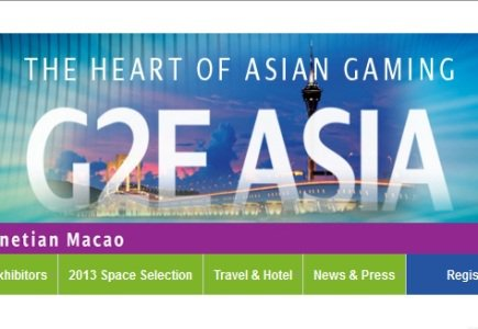 Interesting Event at G2E Asia