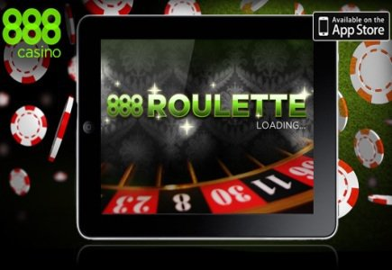 888 Roulette iPad Application Update
