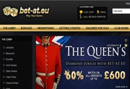 Microgaming Software for .eu Domained Bet-At Casino