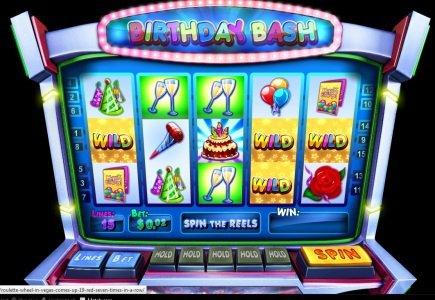 WinADay Casino Releases 'Birthday Bash'