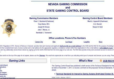 Nevada Gaming Control Board Issues Licenses to Two Testing Agencies