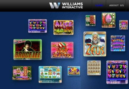 WMS Goes Live With New Interactive Gambling Subsidiary