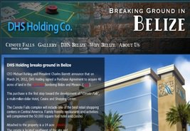 Update: Belize License for Cenote Falls Online Casino