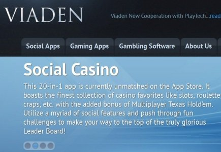 Viaden Gaming Launches New Games